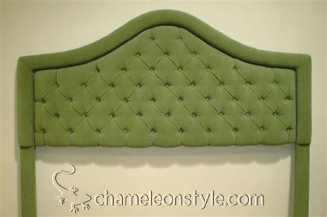 green upholstered headboard green tufted headboard 28 images green room on green