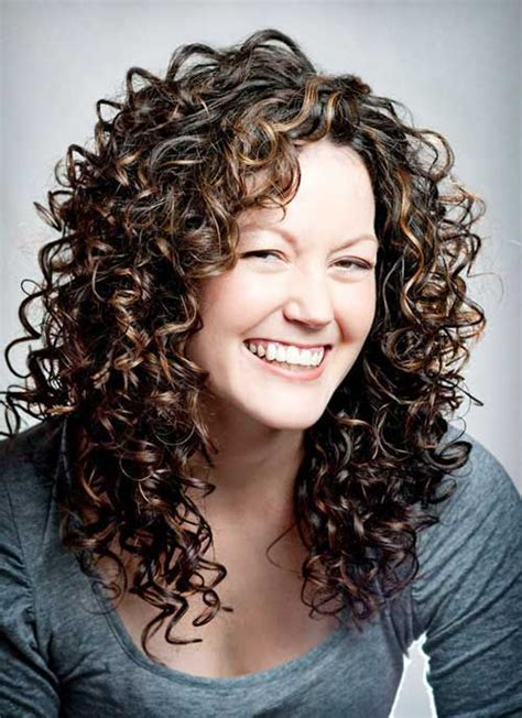 25 Best Ideas About Layered Curly Hair On Pinterest
