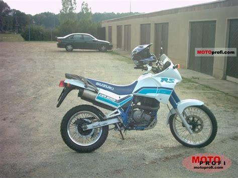 Suzuki Dr 650 Rs Review Suzuki Dr 650 Rs 1990 Specs And Photos