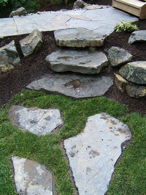 image gallery landscaping slabs
