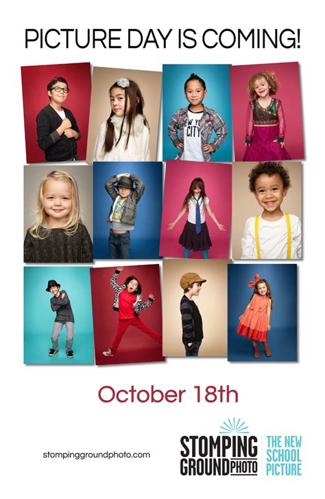 day posters reminder tomorrow is picture day no uniforms