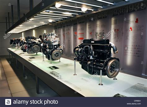 bmw museum inside bmw car engines bmw museum munich bavaria germany