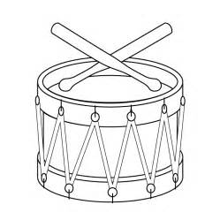 drum coloring page toy drum picture toy drum coloring page