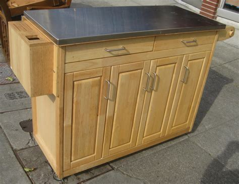 mobile kitchen island uk mobile kitchen islands the best kitchen work tables for