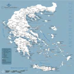 Classical Greece Map by Ancient Greek Maps By History Link 101