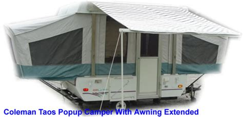 Coleman Pop Up Cer Awning by Awning Popup Cer Awning