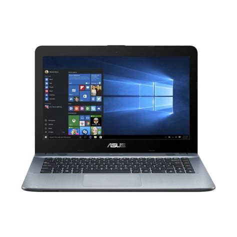 asus x441uv ga241t laptop silver intel i3 7100u 4gb ram 1tb hdd 14 inch win 10