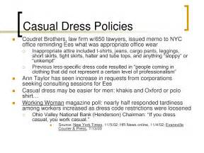 casual dress code policy template casual dress code policy sle review fashion outlet