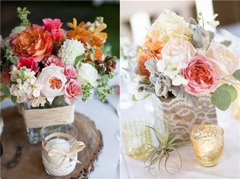 25 best rustic vintage wedding centerpieces ideas for