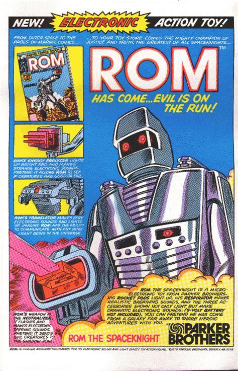 figure ad rom the spaceknight figure ad