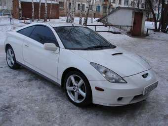 Toyota Celica 2000 For Sale 2000 Toyota Celica For Sale