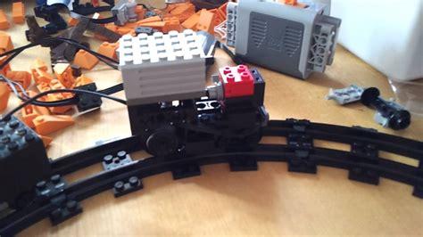 motorized trains lego micro motorized