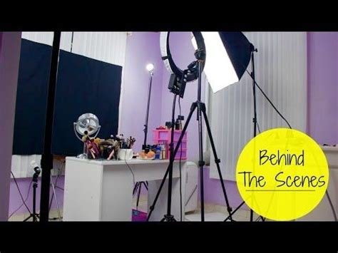 youtube film setup youtube filming set up for beauty videos backdrops