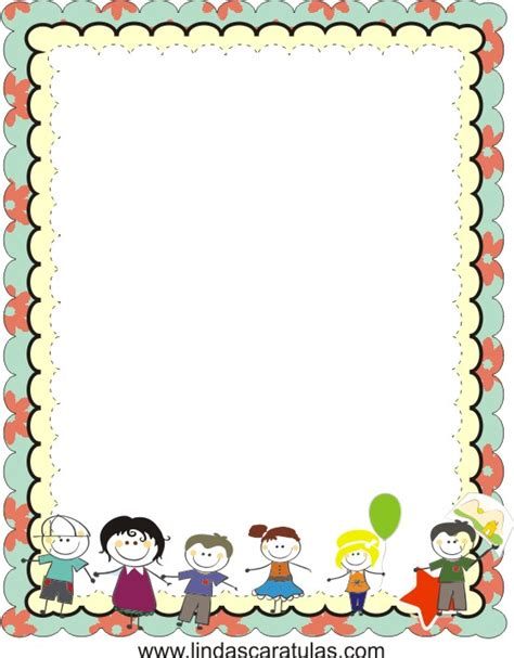 bordes decorativos infantiles para word imagui apexwallpaperscom margenes decorativos para trabajos en power point imagui