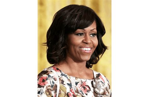 michelle obama haircut 12 must try celebrity hairstyles