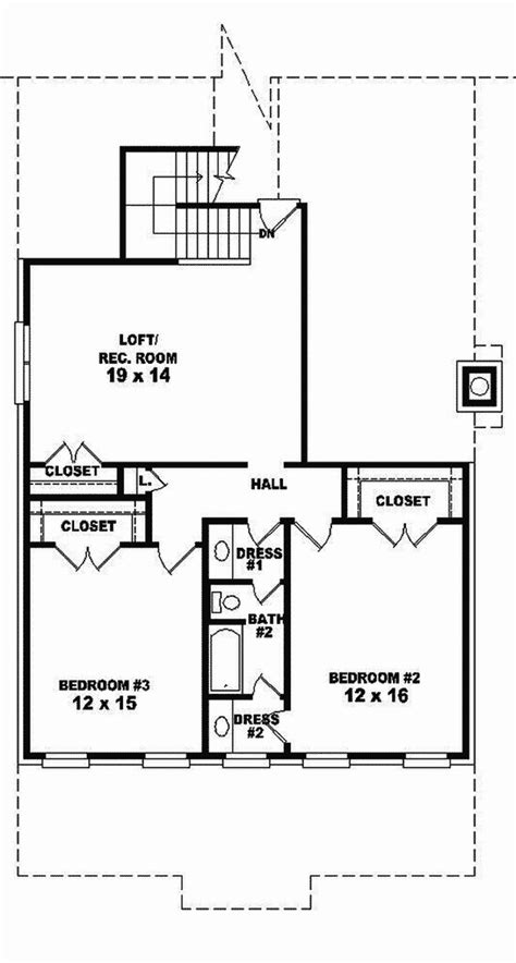 lake house floor plans narrow lot howard lake narrow lot home plan 087d 0808 house plans