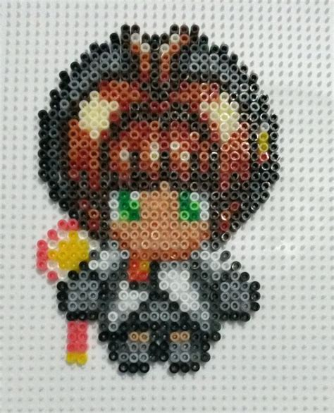 perler anime 1000 images about anime perlers on perler