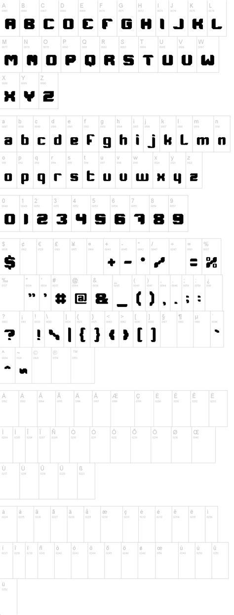 dafont robot i am a robot font dafont com