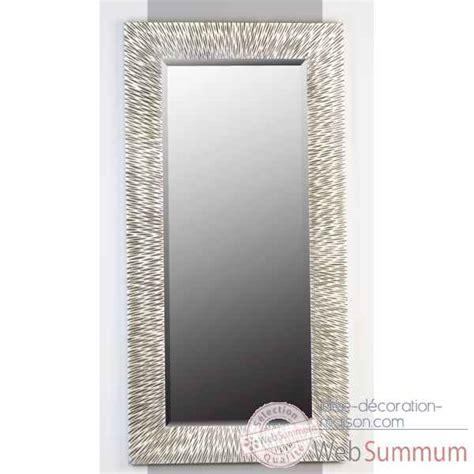 decoration maison casablanca miroir quot quot bois verre antique argent casablanca design