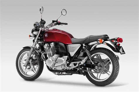 Honda Cb Nouvelles Honda Cb 1100 En Image