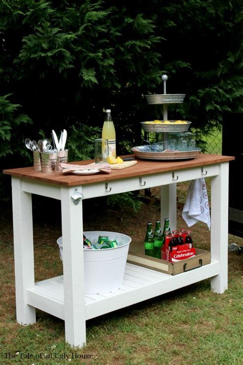 outdoor buffet table serving cart 25 best ideas about outdoor bar cart on