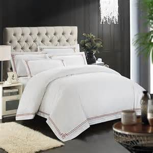 how do hotels keep sheets white romorus 100 cotton tribute silk bedding set white