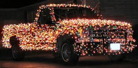 worst christmas lights 10 worst decorations oddee