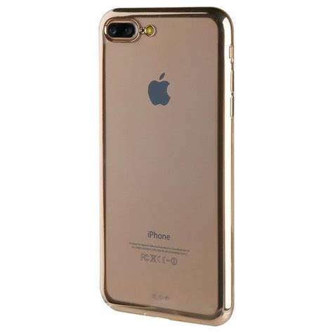apple iphone 8 plus 7 plus tpu cell phone gold radioshack