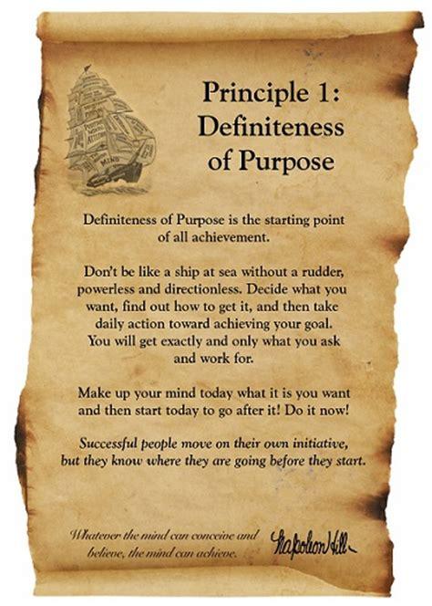 filosofia do sucesso napoleon hill pdf napoleon hill foundation s 17 success principles