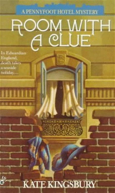 room with a clue room with a clue pennyfoot hotel mystery 1 by kate kingsbury reviews discussion