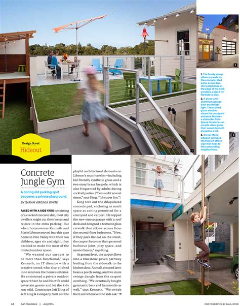 design magazine san francisco quot the looker quot in july issue of san francisco magazine