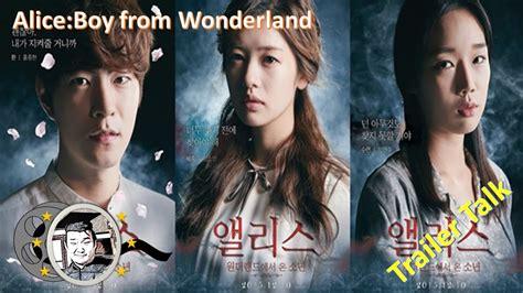 drakorindo alice boy from wonderland k trailer talk ep6 alice boy from wonderland 2015 youtube