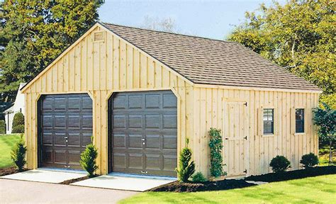 how wide is a two car garage double wide garages two car garage lancaster york pa