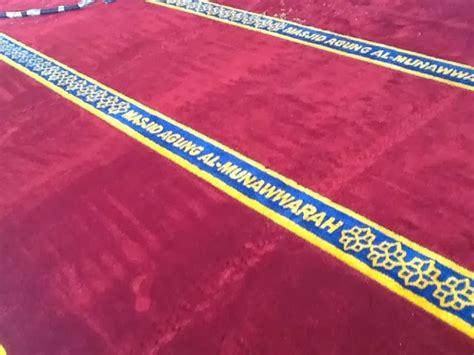Karpet Karakter Di Banjarmasin berita seputar karpet dan permadani