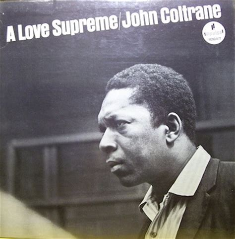 coltrane supreme your house is burning you can only save one record