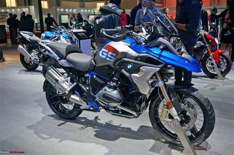 Bmw Motorrad Forum R 1200 Gs by Bmw Motorrad Auto Expo 2018 Team Bhp