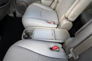 Toyota Highlander Captains Chairs 2011 Toyota Highlander Review Photo Gallery Autoblog Canada