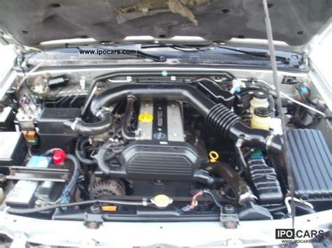 opel frontera engine 2002 opel frontera 2 2 olympus mon 03 4x4 air euro3
