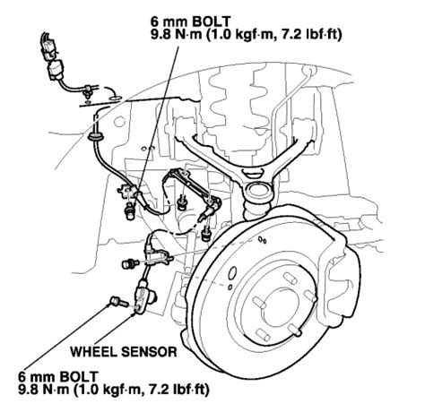 repair anti lock braking 2007 ford f150 transmission control repair guides anti lock brake system abs wheel
