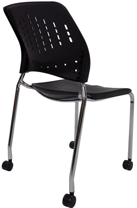 300 lb capacity desk chair 300 lb capacity mobile stacking guest chair