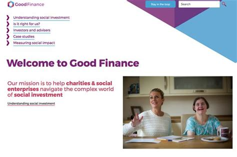 social investment website finance is launched kensington chelsea social council
