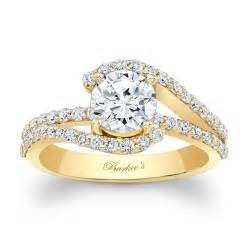 gold engagement ring yellow gold engagement ring ipunya