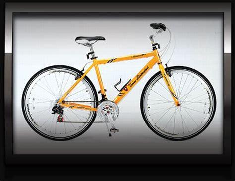 Lamborghini Bicycle  An affordable Single seater Lamborghini