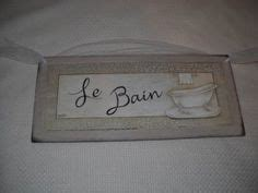 le bain sign bathroom bathroom design ideas on pinterest distressed picture frames french bathroom and