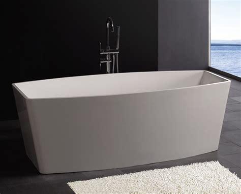 design badewanne freistehende badewanne mineralguss badewanne
