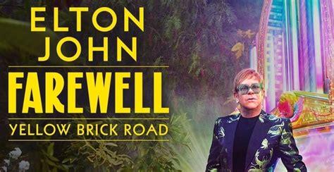 elton john milwaukee elton john takes global farewell tour to new milwaukee