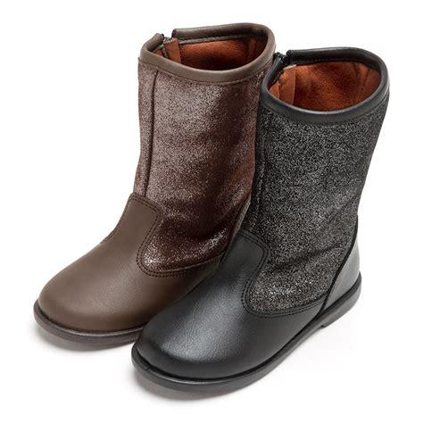 imagenes navideñas de botas animadas botas ni 241 a piel y serraje brillos zapatos para ni 241 a