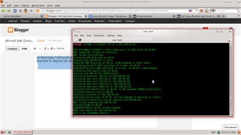 tutorial nmap en windows all scanning with nmap port n use exploit db on windows