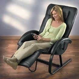 Homedics antigravity recliner massage chair black ag 2101 product