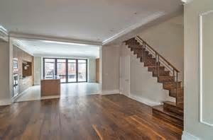 Classy Room Dividers - dining room kitchen stairs to second floor
